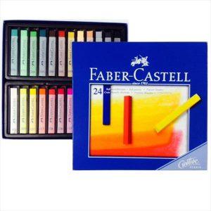 Faber-Castel Soft Pastels 24 Pack