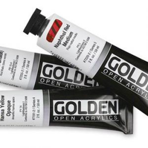 Golden Open acrylic 2oz