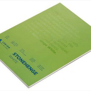Legion Stonehenge White Paper Pad 15 Sheets