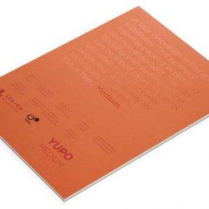 Legion Yupo Medium white pad 10 sheets