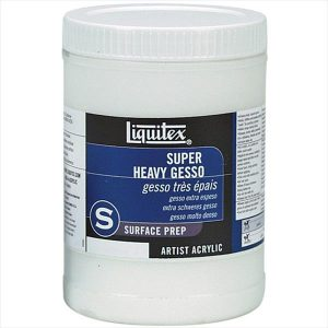 Liquitex Super Heavy Gesso