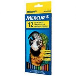 Mercur 12 set pencils