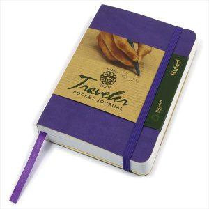 Pentalic Traveler Pocket Journal Ruled
