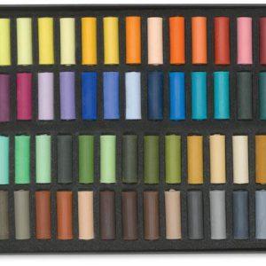 Rembrandt Soft Pastel Set of 60 Half Sticks
