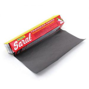 Saral Transfer Paper Roll Graphite