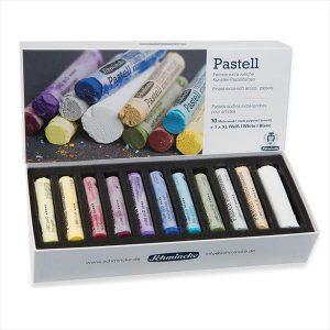 Schmincke Pastel set of 10 pack