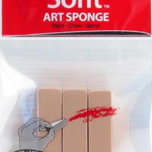Sofft Art sponge flat 3 set