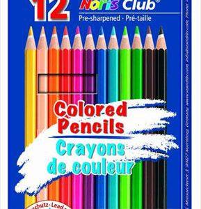 Steadtler Noris Club Colored pencil set 12 set of 24