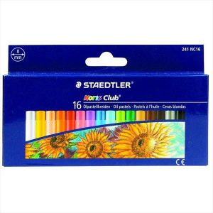 Steadtler Noris Club Oil Pastel Set of 16