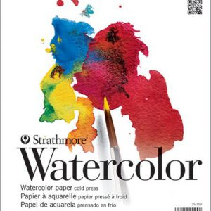 Strathmore 200 Watercolor pads 15 sheets