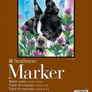 Strathmore 400 Series Marker pad 24 sheets