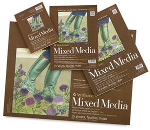 Strathmore 400 Series Mixed Media pad
