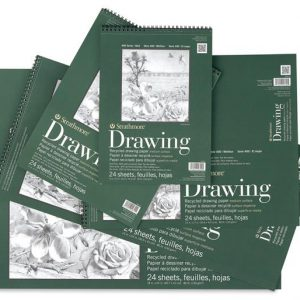 Strathmore 400 Series Recycled drawing pad