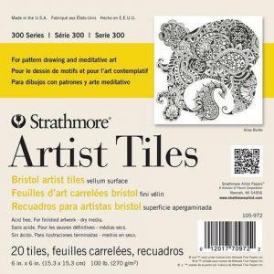 Strathmore Artist Tile 300