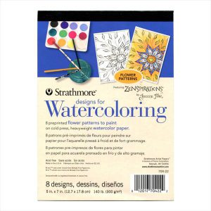 Strathmore Designs for watercoloring