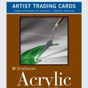 Strathmore trading cards 400 acrylic 10 pack