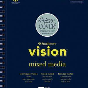 Strathmore vision mixed media pads 70 sheets