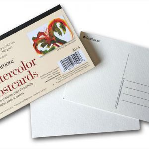 Strathmore watercolor postcards 15 pack