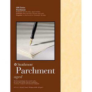 Strathmore 500 Parchment Pad