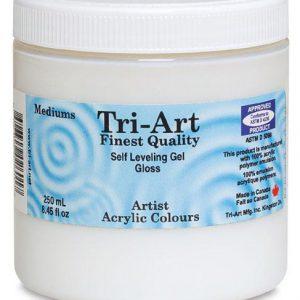 Tri art self leveling gel 250ml 500ml