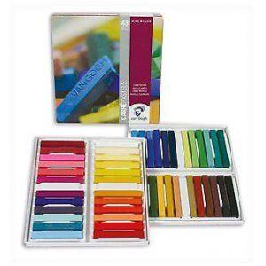 Van Gogh Chalk pastel set of 48