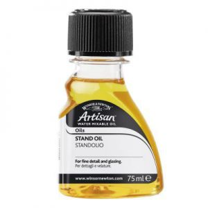 Winsor and Newton artisan stand oil