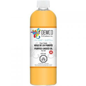 Demco Purified Linseed oil