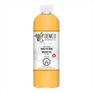 Demco walnut oil