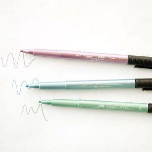 Faber-Castell Pitt Artist pens 1.5mm