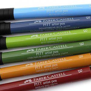 Faber-Castell PITT Artist Pens B