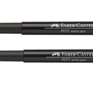 Faber-Castell PITT Artist Pens SC SB