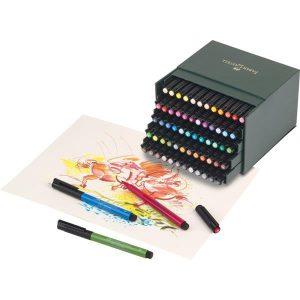 Faber-Castell Pitt Artist Pens 60 Pack