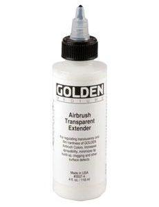Golden Airbrush Transparent Extender