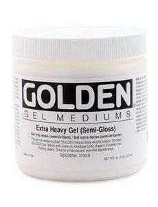 Golden Extra heavy gel