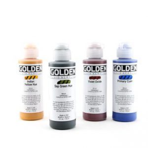 Golden Fluid acrylic 4oz