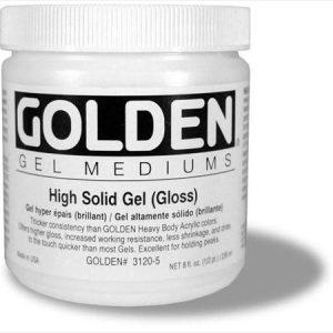 Golden High Solid Gels