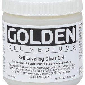 Golden Self Leveling clear gel