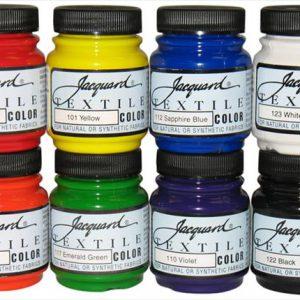 Jacquard Textile Acrylic Paint