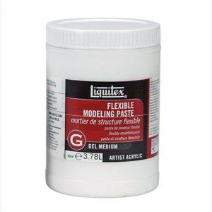 Liquitex flexible modeling paste