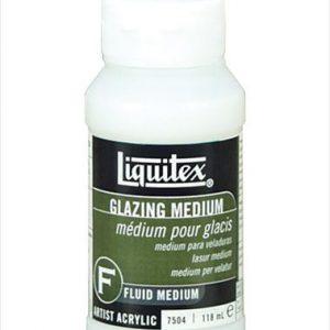 Liquitex glazing medium