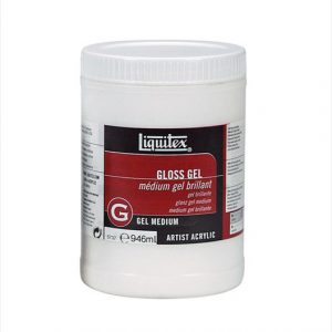 Liquitex Gloss gel medium