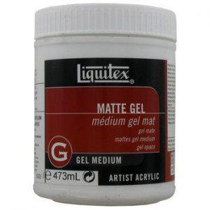 Liquitex Matte Gel Medium