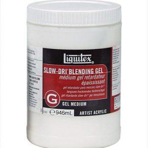Liquitex Slow Dri Blending gel