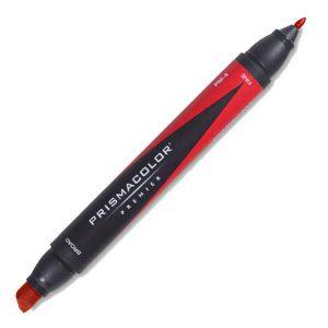 Prismacolor chisel marker