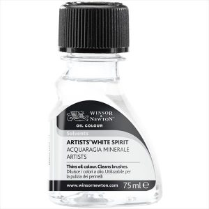Winsor and Newton artists white spirit