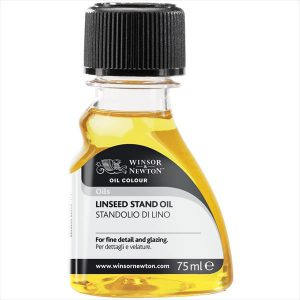 Winsor and Newton Linseed Stand Oil