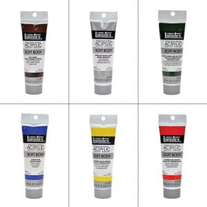 Liquitex soft body tubes 59ml