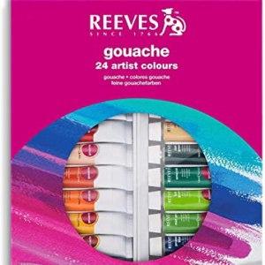 Reeves Gouache Set 24x21ml