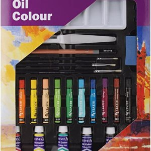 Reeves Complete Set oil colour