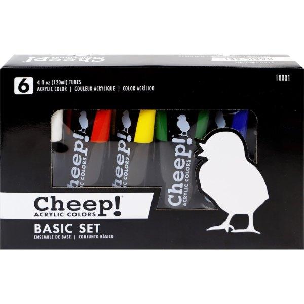 Cheep Acrylic Basic tube set